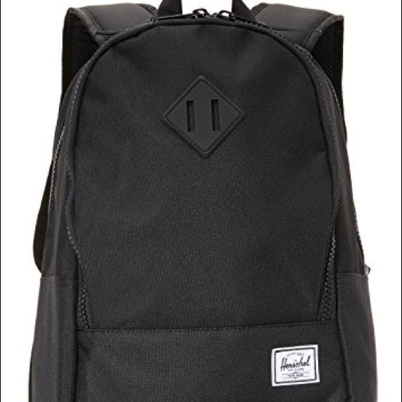 fbcca9c496f Herschel Supply Company Handbags - Herschel supply co.• Black Nelson•  Backpack